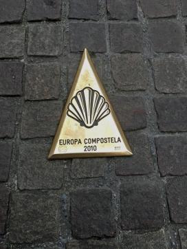 Arrow in San Jean Pied de Port