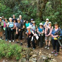 Sacramento Pilgrim Hike Quarry Trail